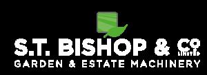 ST Bishop reverse logo
